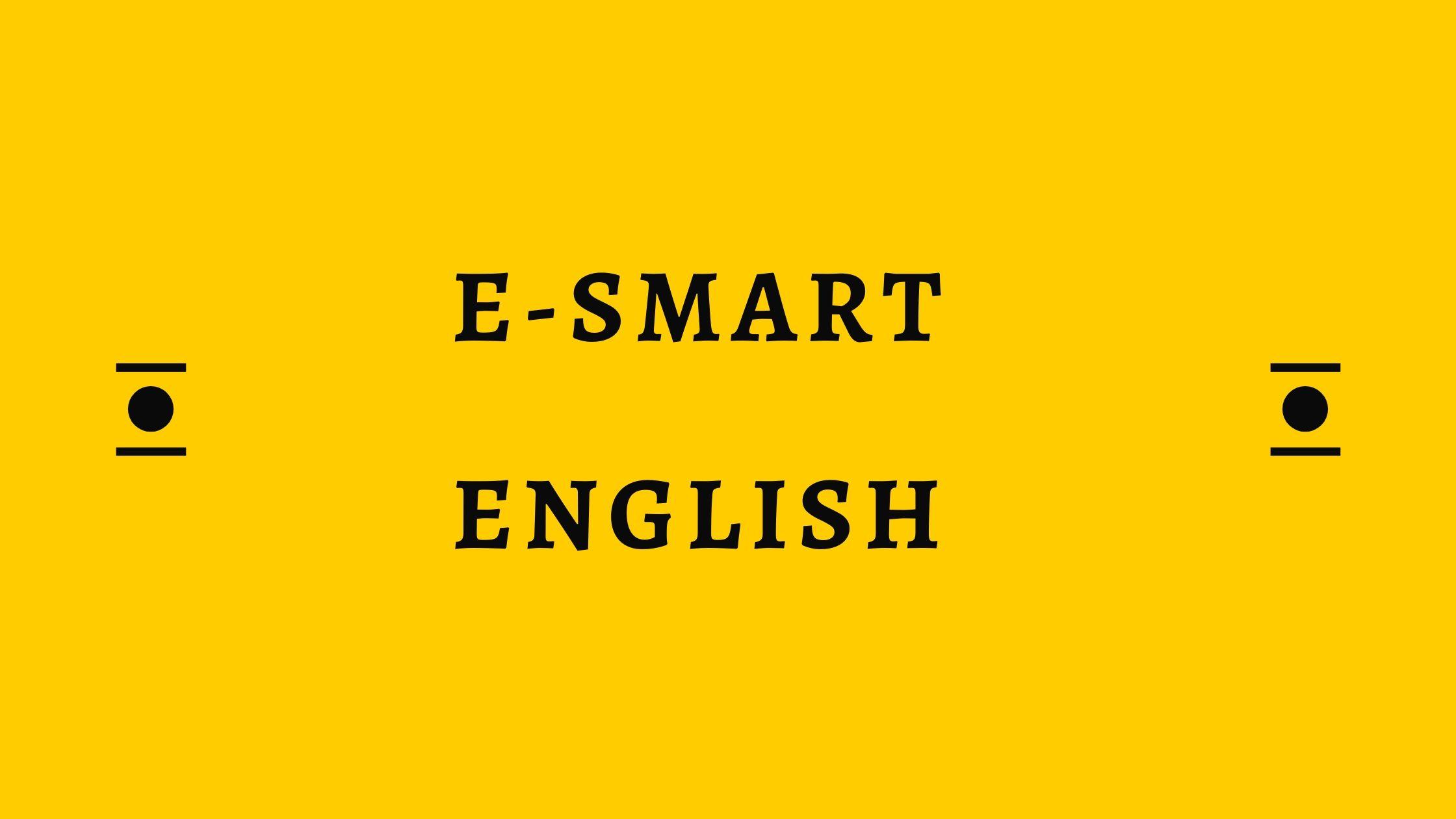 E-smart english