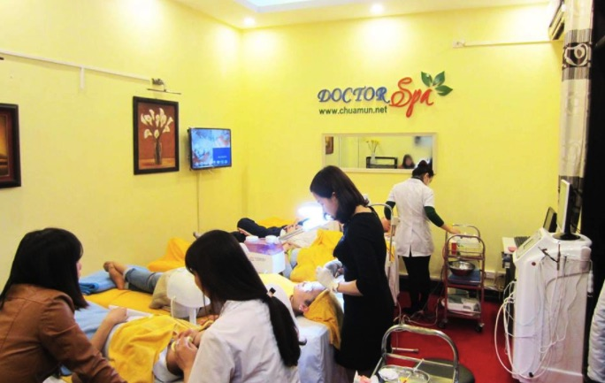 Doctor Kiệm Spa
