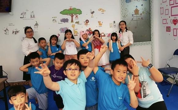 Trung tâm ngoại ngữ cho trẻ Newsky