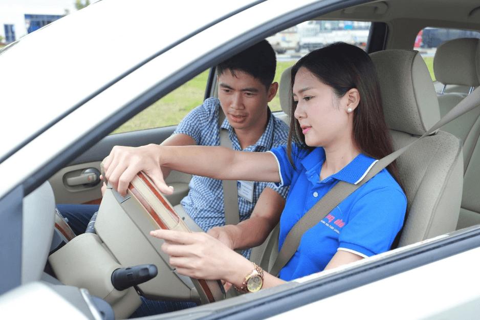 Top 6 trung tâm thi bằng lái xe ô tô