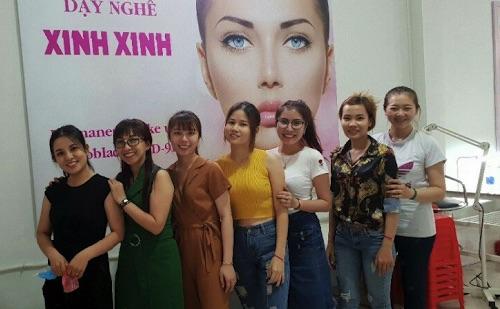 Trường dạy nghề thẩm mỹ Xinh Xinh
