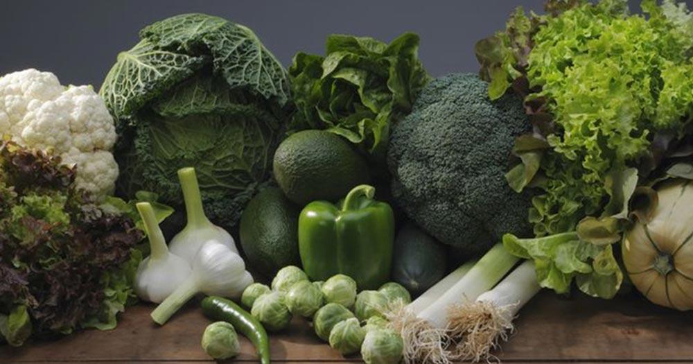 Một số loại rau xanh đậm tốt cho sức khỏe