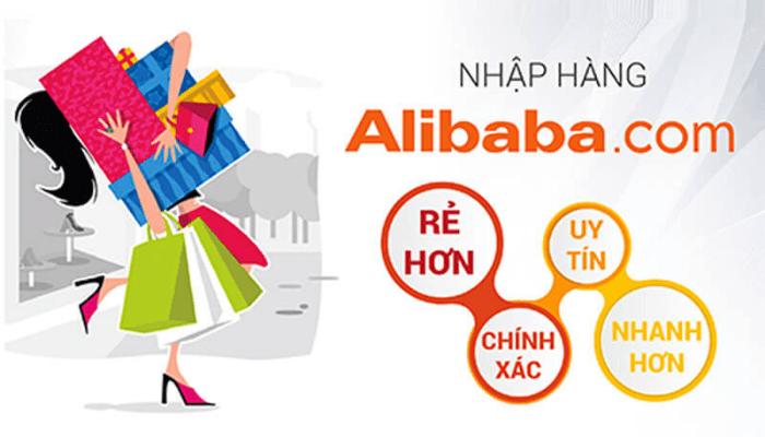 mua hàng alibaba