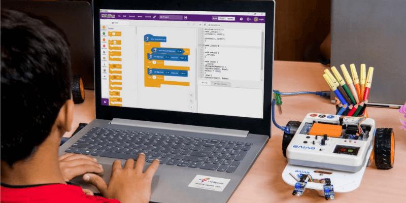 ngôn ngữ lập trình cho trẻ em phát triển tư duy