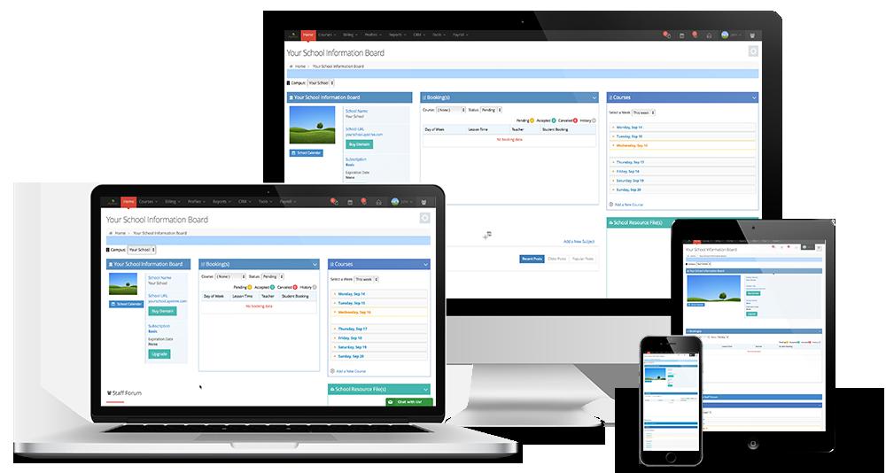 phần mềm quản lý trung tâm ngoại ngữ miễn phí Ayotree