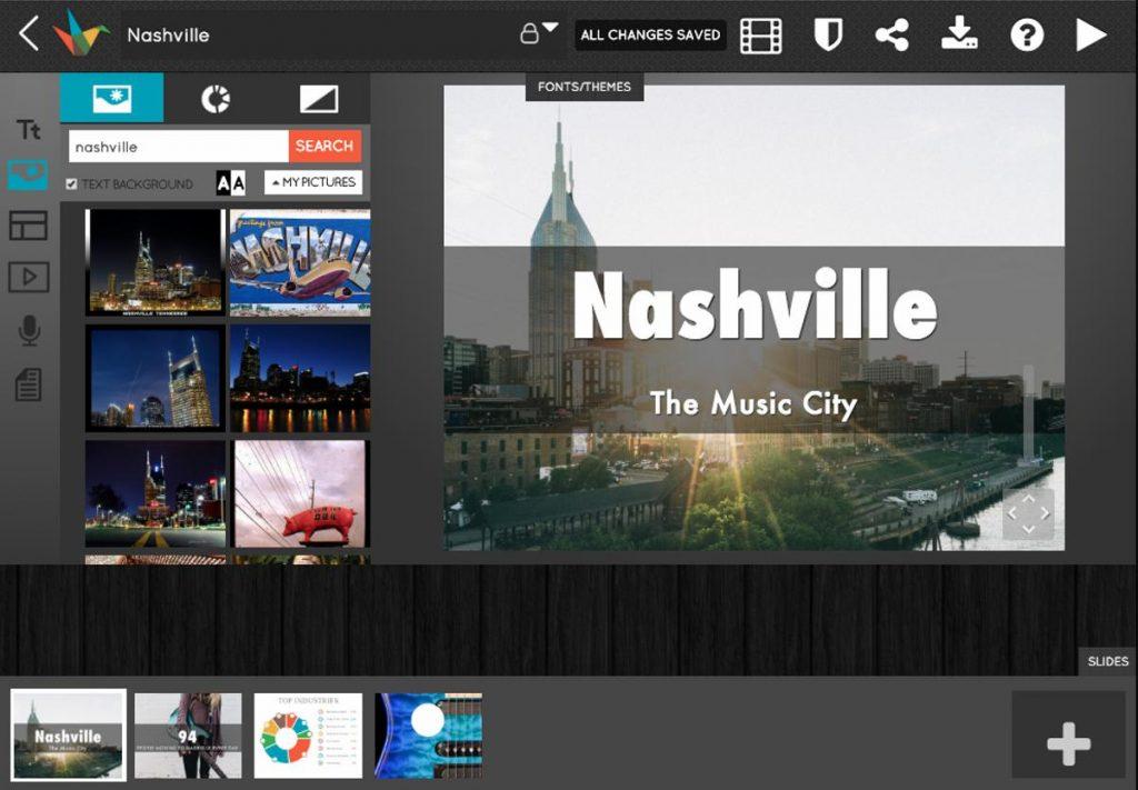 Haiku Deck: phần mềm làm slide ảnh trình chiếu