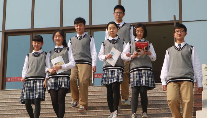 Đồng phục học sinh Trung Quốc – Thông tin và cách đặt hàng