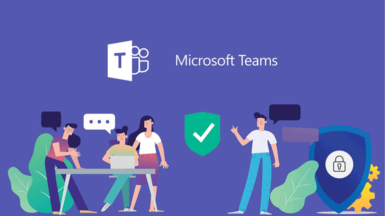 Phần mềm dạy học online Microsoft Teams