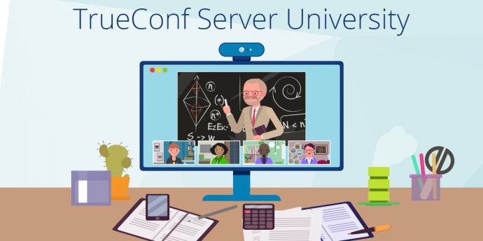 Phần mềm học trực tuyến TrueConf