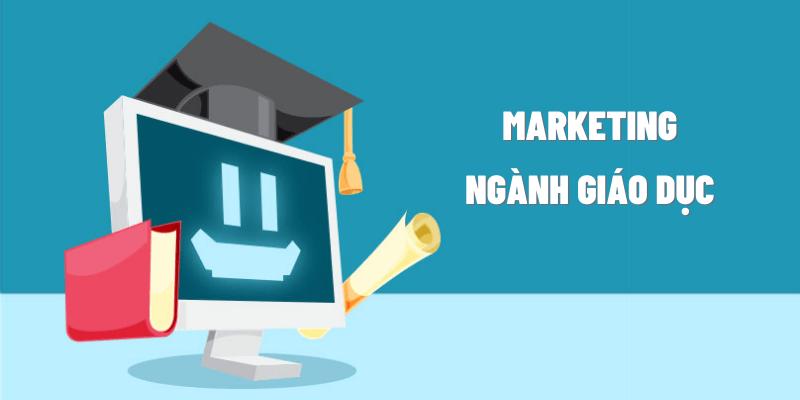 marketing giáo dục