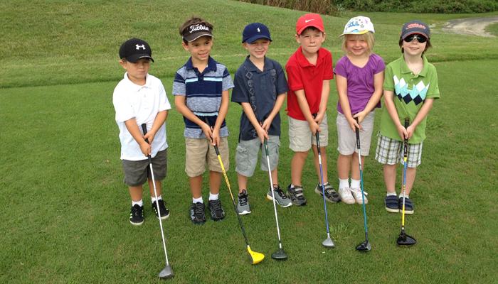 Một số lưu ý khi mua gậy đánh golf trẻ em